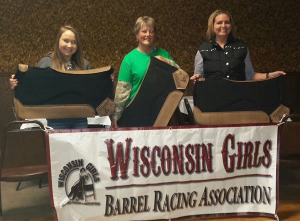 Wisconsin Girls Barrel Racing Association Awards