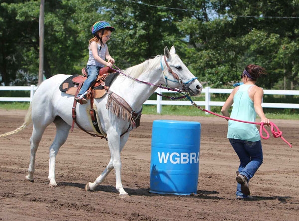 Wisconsin Girls Barrel Racing Association Low Membership Fees