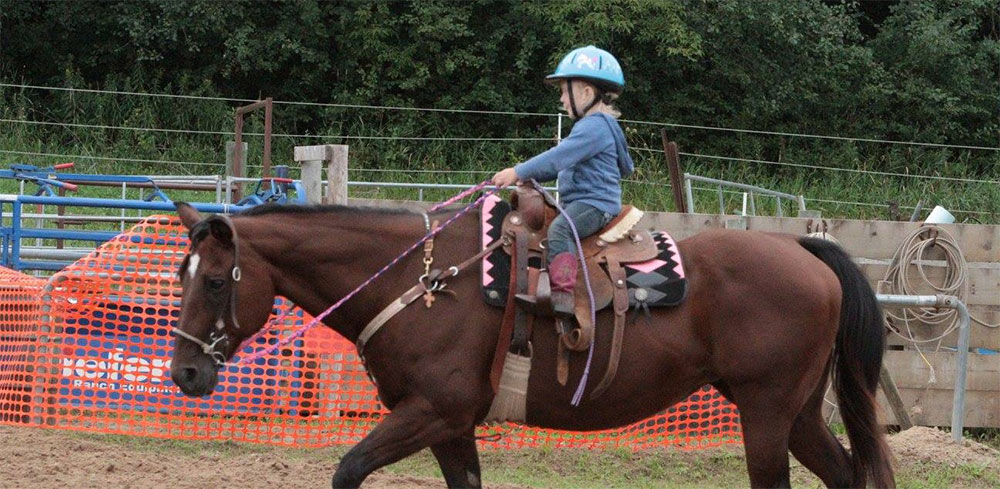 Wisconsin Girls Barrel Racing Association